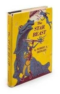 The Star Beast by  Robert A Heinlein - Signed First Edition - 1954 - from Quintessential Rare Books, LLC and Biblio.com