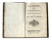 Candide (illustré avec gravures) (French Edition)