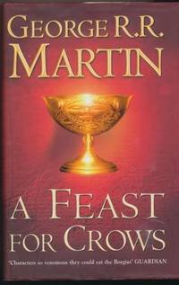 """image of A FEAST FOR CROWS - Book Four of """"A Song of Ice and Fire"""""""