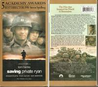 Saving Private Ryan [VHS] by Dreamworks Video - 2002-06-25 2019-03-22 - from Chili Fiesta Books (SKU: CFP1932291605)