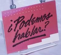 image of ¿Podemos hablar? [brochure]