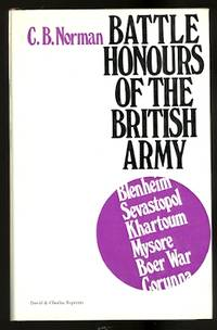 image of BATTLE HONOURS OF THE BRITISH ARMY: FROM TANGIER 1662, TO THE COMMENCEMENT OF THE REIGN OF KING EDWARD VII.