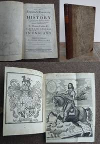 ANGLIA REDIVIVA; ENGLANDS RECOVERY: Being the History of the Motions, Actions and Successes of the Army Under the Immediate Conduct of His Excellency Sir Thomas Fairfax Kt, Captain General of the Parliament Forces in England.