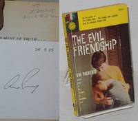 The Evil Friendship [signed paper laid-in]
