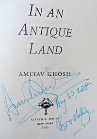 In an Antique Land (SIGNED, DATED, BROOKLYN)