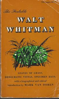 Portable Walt Whitman