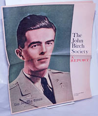 image of The John Birch Society: a report (advertising supplement)