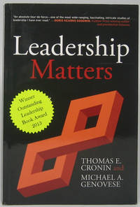 image of Leadership Matters: Unleashing the Power of Paradox