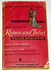 THE TRAGEDY OF ROMEO AND JULIET by William Shakespeare - 1959