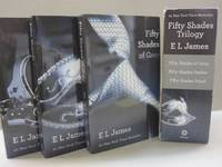 image of Fifty Shades Trilogy: Fifty Shades of Grey, Fifty Shades Darker, Fifty Shades Freed 3-volume Boxed Set