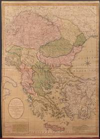 image of Bowles's New One-Sheet Map of Hungary and Turkey in Europe