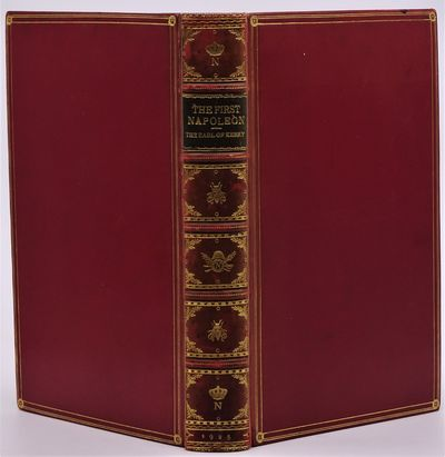 London: Constable and Company, 1925. Bound in full red morocco by Sangorski & Sutcliffe, the back wi...