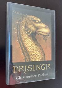 Brisingr (Inheritance, Book 3) - Signed + Extras