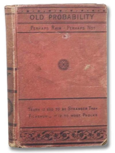 G. W. Carleton & Co., Publishers, 1879. First Edition. Hard Cover. Good/No Jacket. First edition. Ed...