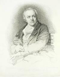 """""""William Blake"""": frontispiece portrait ito The Grave."""