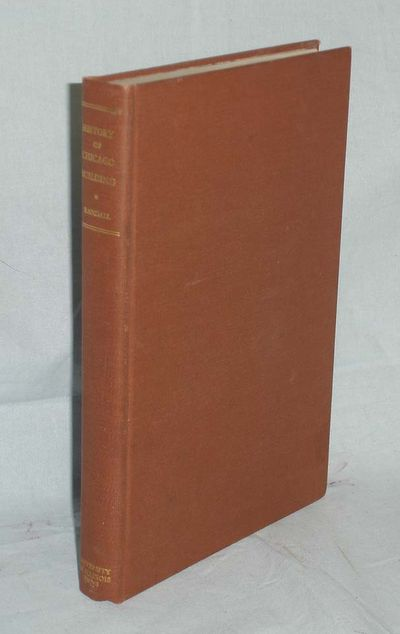 Urbana: The University of Illinois Press, 1949. First Edition. Octavo. 388pp., with aerial views as ...