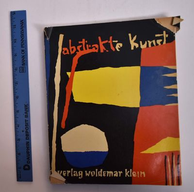 Baden-Baden: Woldemar Klein Verlag, 1954. Softcover. VG interior; wear to corners of front cover.. P...