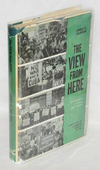 The view from here; commentaries on peace and freedom. Introduction by Elizabeth Gurley Flynn