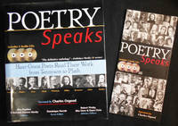 image of Poetry Speaks: Hear Great Poets Read Their Work from Tennyson to Plath