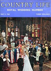 image of Country Life Magazine 1963 May 2 : Royal Wedding Number