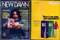 New Dawn (vintage adult magazine, premiere issue, 1976)