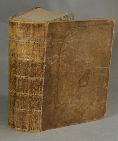 Springfield: George & Charles Merriam, 1848. First edition of the first Merriam-Webster dictionary; ...