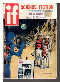 IF: Worlds of Science Fiction,  JULY 1960 (Volume 10, Number 3.)