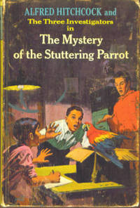 image of Alfred Hitchcock and the Three Investigators in the Mystery of the  Stuttering Parrot (Three Investigators #2)