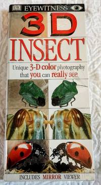image of 3D Eyewitness: INSECT