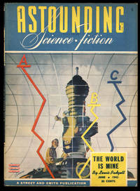 The World Is Mine in Astounding Science-Fiction June 1943