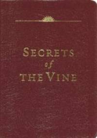 image of Secrets of the Vine (Leather Edition)