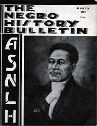 image of The Negro History Bulletin March 1951
