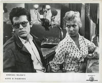 Ashes and Diamonds (Three original photographs from 1961 US release of the 1958 film)
