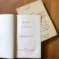 Maud, and Other Poems.