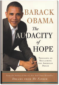 image of The Audacity of Hope: Thoughts On Reclaiming The American Dream.