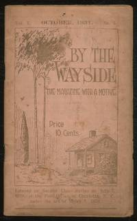 image of By The Wayside The Magazine with a Motive October, 1931 Vol. V, No. 5