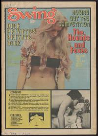 SWING by  Robert (editor) Leighton - 1975 - from Alta-Glamour Inc. (SKU: 86271)