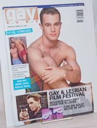 Gay News: #136, December 2002: Gay & Lesbian Film Festival