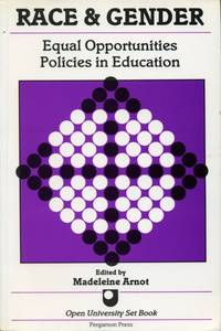 Race and Gender : Equal Opportunities Policies in Education