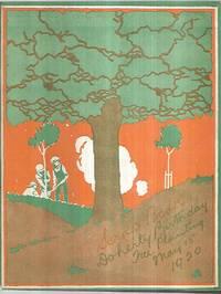 Scrap Book Doherty Birthday Tree Planting 1920