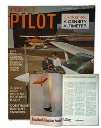 [Jonathan Livingston Seagull] Private Pilot. December 1967. Vol 3 No 3
