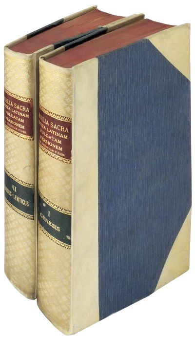 Rome: Typis Polyglottis Vaticanis, 1926. Hardcover. Very Good -. Hardcover. Scarce edition of this w...