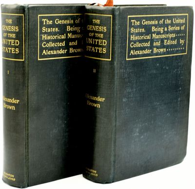 Boston: Houghton, Mifflin and Company, 1890. First Edition. Hard Cover. Very Good binding. One of se...