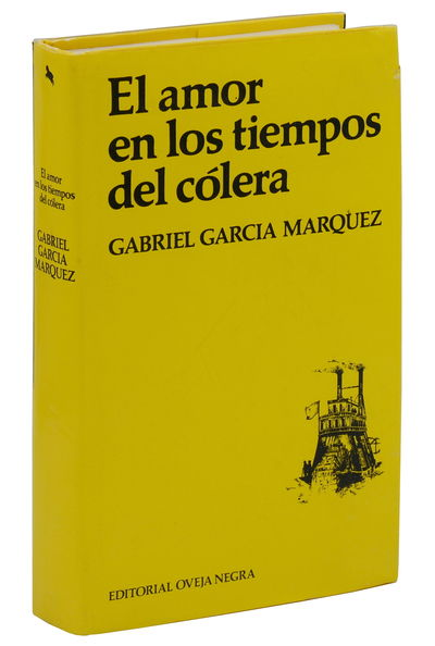 Bogota, Columbia: Editorial Oveja Negra, 1985. First Edition. First Colombian edition. 473 pp. Publi...