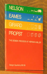 NELSON EAMES GIRARD PROPST, THE DESIGN PROCESS AT HERMAN MILLER