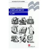 Employment Law (Palgrave Law Masters)