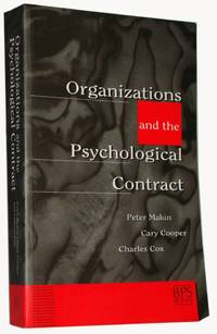Organisations Psychological Contract  Managing People at Work