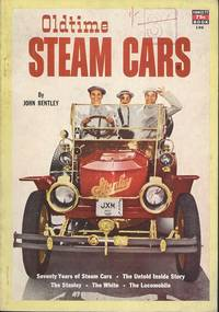 Oldtime Steam Cars [ Fawcett Book 196 ].
