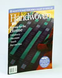 Handwoven (Hand Woven) Magazine, September (Sept.) / October (Oct.) 2003 - 10 Projects to Make Your Home a Gallery of textile Art