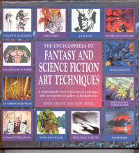The Encyclopedia of Fantasy and Science Fiction Art Techniques
